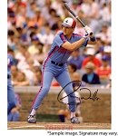 Larry Walker Autographed Montreal Expos 16x20 Photo