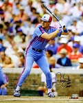 Larry Walker Autographed Montreal Expos 16x20 Photo Inscribed HOF 2020