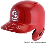 Larry Walker Autographed St. Louis Cardinals Full Size Batting Helmet