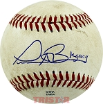 Trevor Bauer Autographed Southern League Baseball Inscribed K Gang