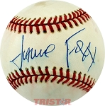 Jamie Foxx Autographed Major League Baseball