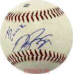 Joc Pederson Autographed Official Southern League MiLB Baseball