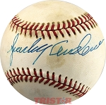 Sparky Anderson Autographed Official American League Baseball