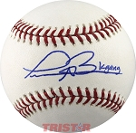 Trevor Bauer Autographed Official Major League Baseball Inscribed K Gang