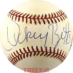 Dickey Betts Autographed Official AL Baseball Inscribed ABB (Allman Brothers Band)