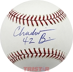 Chadwick Boseman Autographed Official Major League Baseball