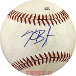 Kris Bryant Autographed Official MiLB Southern League Baseball