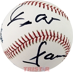 Dave Davies Autographed Official Major League Baseball