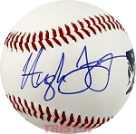 Coach Hugh Freeze Autographed Official Southern League Baseball