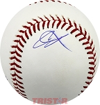 Corey Kluber Autographed Official Major League Baseball