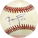 Ronnie Lott Autographed Official AL Baseball Inscribed 42