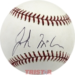 John McCain Autographed Official Major League Baseball