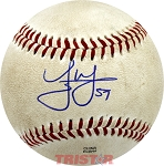 Joe Musgrove Autographed Official Southern League Baseball
