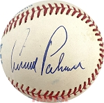 Arnold Palmer Autogarphed Official American League Baseball