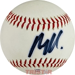 Marco Rubio Autographed Official Southern League Baseball