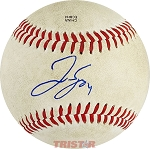 George Springer Autographed Official Southern League Baseball