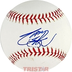 Tony Stewart Autographed Official Major League Baseball