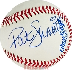 Pat Summitt Autographed Rawlings Official League Baseball