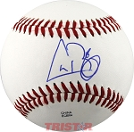 Cavan Biggio Autographed Official MiLB Southern League Baseball