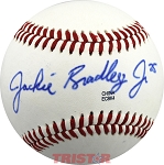 Jackie Bradley Jr. Autographed Official MiLB Southern League Baseball