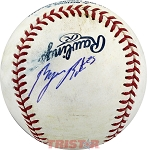 Byron Buxton Autographed Official Major League Baseball