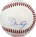 Shawn Colvin Autographed Official Southern League Baseball