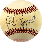 Phil Esposito Autographed Official National League Baseball