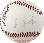 Leonard Fournette Autographed Official Southern League Baseball
