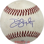 Dee Gordon Autographed Official Southern League Baseball Inscribed 9