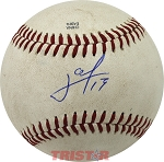 Lourdes Gurriel Autographed Official Southern League Baseball Inscribed 19