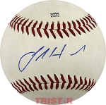 Josh Hader Autographed Official Southern League Baseball