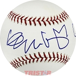 George Lopez Autographed Official Major League Baseball Inscribed
