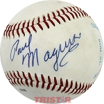 Paul Maguire Autographed Official Southern League Baseball