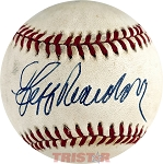 Jeff Reardon Autographed Official National League Baseball