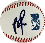 PGA Golfer Justin Rose Autographed Official Southern League Baseball