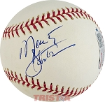 Marty Schottenheimer Autographed Official Major League Baseball