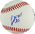 Collin Sexton Autographed Official Southern League Baseball