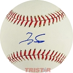 George Springer Autographed Official Major League Baseball