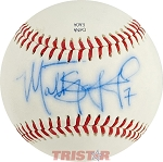 Matthew Stafford Autographed Official Southern League Baseball