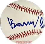 Barry Switzer Autographed Official Major League Baseball