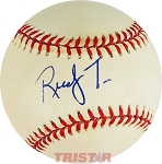 Rudy Tomjanovich Autographed Official American League Baseball