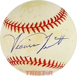 Travis Tritt Autographed Official National League Baseball