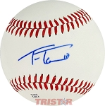 Trea Turner Autographed Official Southern League Baseball