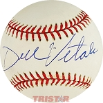 Dick Vitale Autographed Official National League Baseball