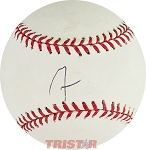 Scott Walker Autographed Official Major League Baseball