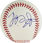 Tony Joe White Autographed Official Major League Baseball