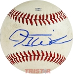 Jesse Winker Autographed Official Southern League Baseball
