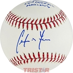 Christian Yelich Autographed Official ML Baseball Inscribed 2010 1st Round 23 Overall Marlins