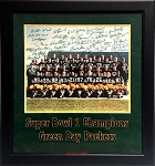 1966 Green Bay Packers Super Bowl I Team Autographed 16x20 Photo - Starr, Hornung & More