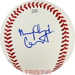 Mary Chapin Carpenter Autographed Baseball Inscribed Sometimes You're the Louisville Slugger